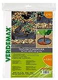 Verdemax 6793 Telo Pacciamatura In Tnt Nero Mt 0,8X5