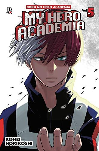 My Hero Academia vol. 05