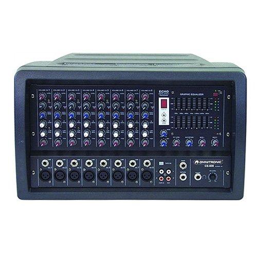 Omnitronic 10050050 CS-408 Power-Mixer