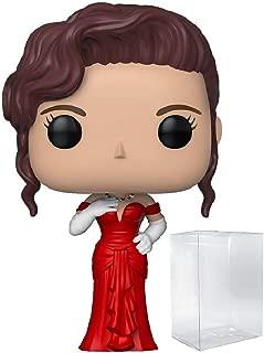 Funko Movies: Pretty Woman - Vivian (Red Dress) Pop! Vinyl Figure (Includes Compatible Pop Box Protector Case)