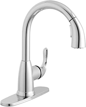Glacier Bay Dylan Single-Handle Pull-Down Kitchen Faucet
