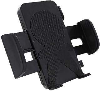 Suporte de Celular até 5,5 Pol para Moto Rotação 360 Guidão até 22 mm Preto - MT301 Multilaser