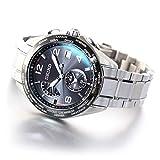 [セイコーウォッチ] 腕時計 ブライツ BRIGHTZ(ブライツ) 20周年記念限定モデル ソーラー電波 チタン ワールドタイム表記 「B」マーク針・りゅうず SAGA301 メンズ シルバー
