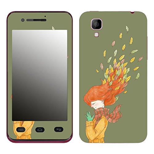 Disagu SF-106204_1202 Design Folie für Wiko Sunset - Motiv Herbstwind 04