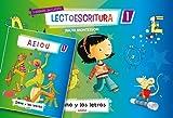 LECTOESCRITURA CUADERNO 1 + 1 CUENTO - 9788468306476