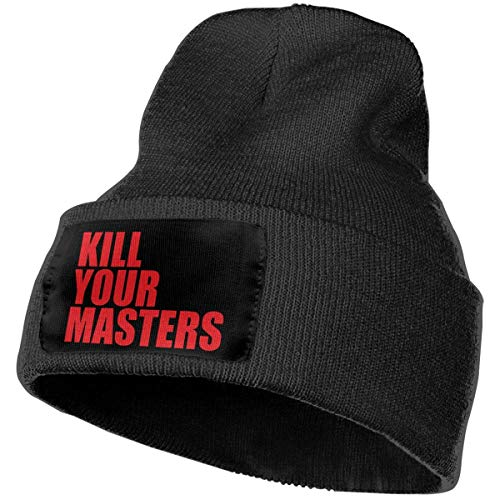 huayun Run The Jewels Kill Your Masters Winter Daily Beanie Hat for...