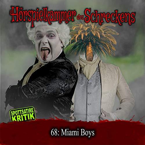 Page de couverture de Miami Boys