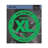 D'Addario EPS220-5 Set Corde Basso Prosteel