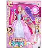 Mimi World ラプンツェルミミロングヘア 女の子のおもちゃ 人形 [海外直送品]