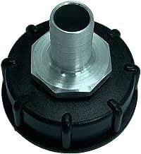 16 Agujeros B Baosity 1//4  BSPT Boquilla de Aire de Pulverizaci/ón 95x47 mm para Sistema de Pulverizaci/ón Mejorar el Rendimiento Acero Inoxidable
