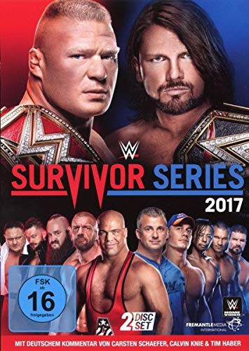 WWE: Survivor Series 2017 [2 DVDs]