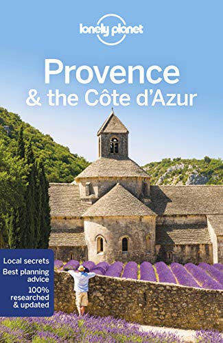 Lonely Planet Provence & the Cote d\'Azur 9 (Regional Guide)