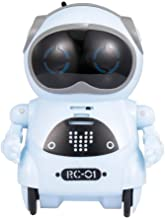 Goolsky 939A Pocket Robot Talking Interactive Dialogue Voice Recognition Record Singing Dancing Telling Story Mini Robot Toy