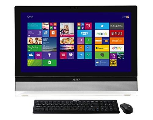 MSI AE270-019XEU PC All In One, Schermo 27' FHD LED, Nero