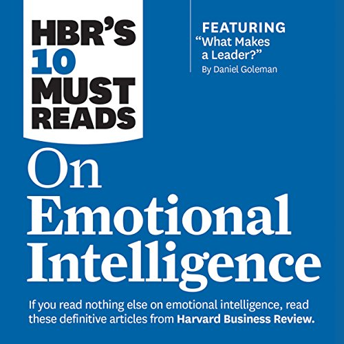 Couverture de HBR's 10 Must Reads on Emotional Intelligence