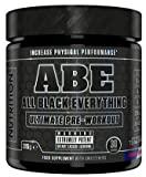 Applied Nutrition Abe All Black Everything Pré-Entraînement Supplément Cherry Cola