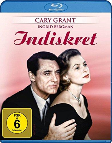 Indiskret - Filmjuwelen [Blu-ray]