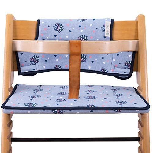 JANABEBE Stokke Tripp Trapp hoge stoel kussen Spike