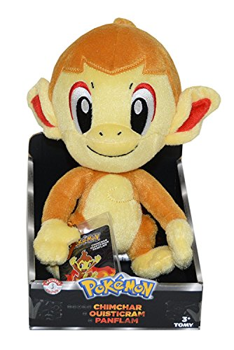 Tomy Pokemon Trainer's Choice Chimchar 8
