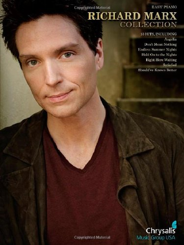 Richard Marx Collection: Easy Piano
