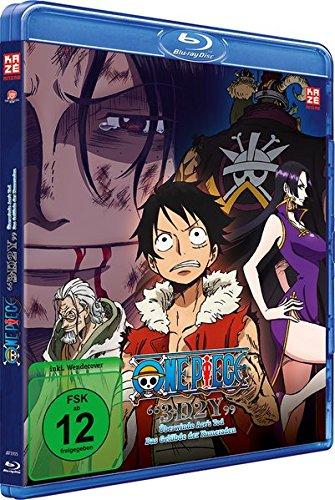 One Piece - TV Special: 3D2Y - Überwinde Ace's Tod - Das Gelübde der Kameraden - Vol.5 - [Blu-ray]