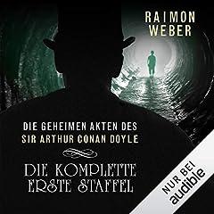 Die geheimen Akten des Sir Arthur Conan Doyle: Die komplette erste Staffel - Akten 1-5
