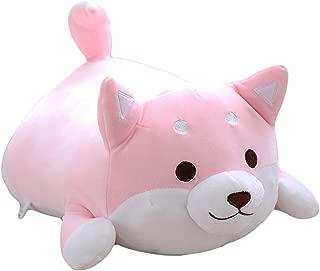 pink shiba inu