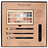 MAKEUP REVOLUTION - EYE DEFINING KIT - Eye Makeup Gift Set