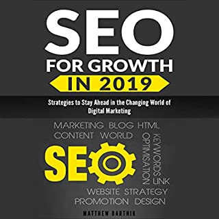 SEO for Growth in 2019 cover art