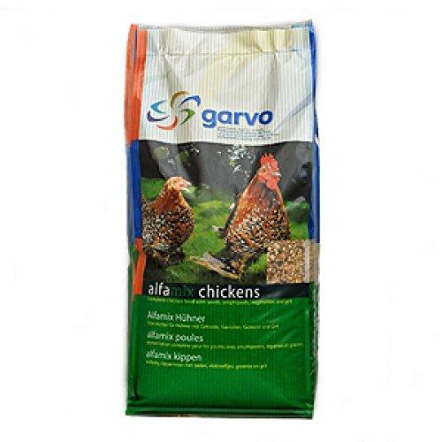12,5kg Garvo 1055 Alfamix Hühner - 2