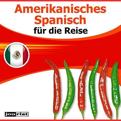 Amerikanisches Spanisch für die Reise Titelbild