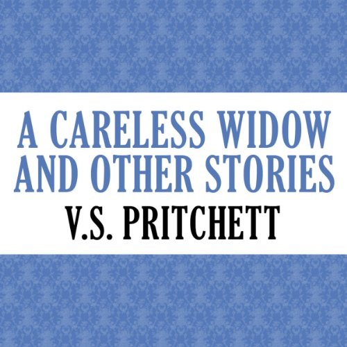 A Careless Widow and Other Stories audiobook cover art
