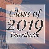 Class of 2019 Guestbook: Violin Musician Graduation Party Guest Sign In Book Registry|Graduate Parties Supplies|Senior Keepsake Journal|Congratulation ... Address|University College High School