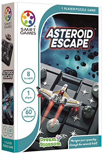 エスエムアールティゲームス(SMRT Games) パズルゲーム 隕石エスケイプ 15x15cm SG426JP 正規品