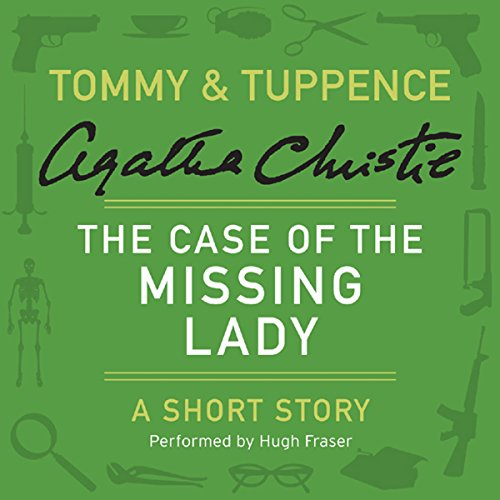 The Case of the Missing Lady cover art