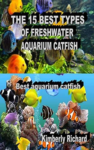 THE 15 BEST TYPES OF FRESHWATER AQUARIUM CATFISH: Best aquarium catfish (English Edition)