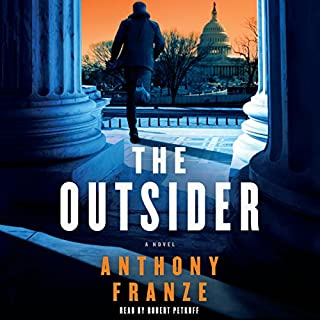 The Outsider cover art