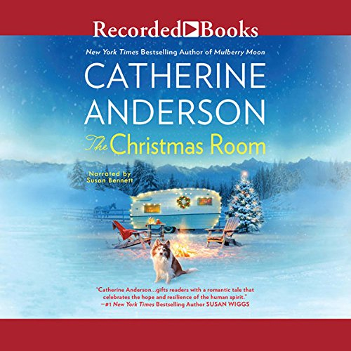 The Christmas Room audiobook cover art