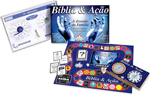 Bíblia e Ação Big Star Azul