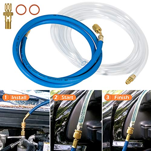 Fuel Filter Air Bleeder Service Kit for Ford 6.4L Powerstroke Diesel 2008 2009 2010 Engines F250 F350 F450 F550