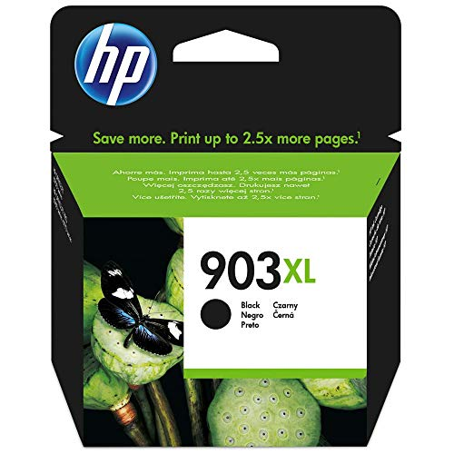 Hewlett Packard -  HP 903XL Schwarz