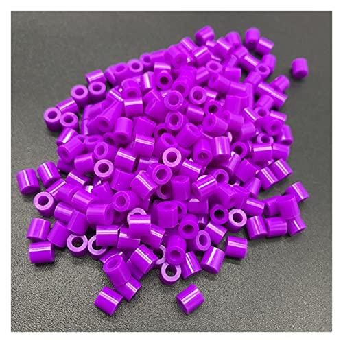 BOSAIYA EA01 300pcs 5mm Hama Perler Beads para Grandes niños Gran Diversión DIY Intelligence Ejecutiva Juguetes educativos Artesanía Tl0508 (Color : 20)
