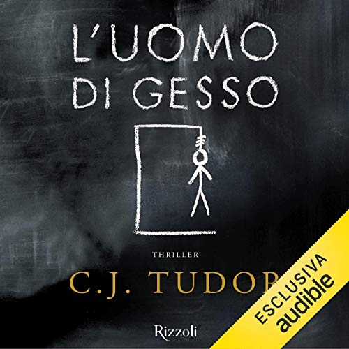 L'uomo di gesso audiobook cover art