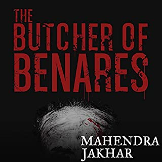 The Butcher of Benares cover art