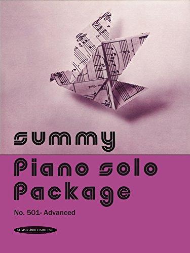 Summy Solo Piano Package, No. 501: For Advanced Piano (Ser. ; No. 501) (English Edition)