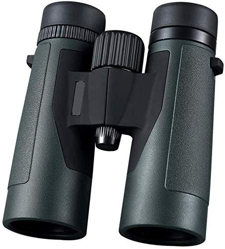 Verrekijker Professionele Vogels Kijken Verrekijker Waterdicht En Anti-Mist Telescoop Compacte Telescoop Voor Outdoor Bezienswaardigheden Reizen Jacht Game Verrekijker Voor Volwassenen ( Kleur: Roze , Maat : 10x42 ) m