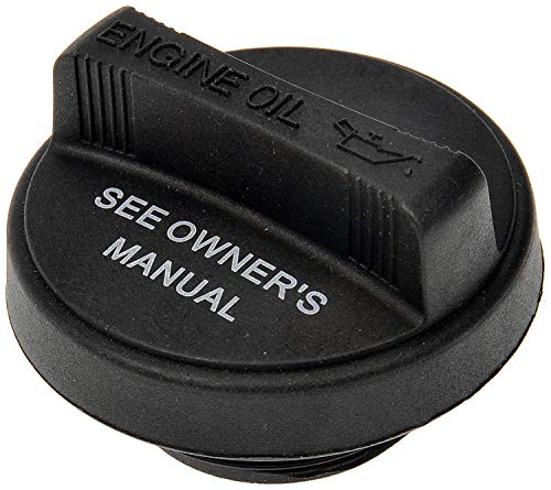 Dorman 84111 Engine Oil Filler Cap for Select Lexus/Scion/Toyota Models, Black