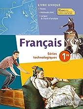 Français 1res séries technologiques Ed 2014 de Hélène Lhermitte