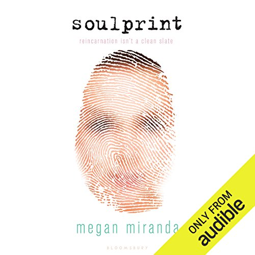 Soulprint audiobook cover art