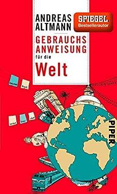 Gebrauchsanweisung für die Welt - Andreas Altmann - Bucheinband